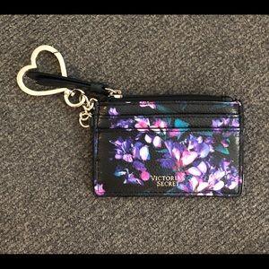 NWOT Victoria Secret cardholder keychain